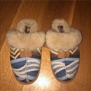 Ugg Pendleton Slippers